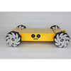 4WD Mecanum wheel mobile robot kit 10011