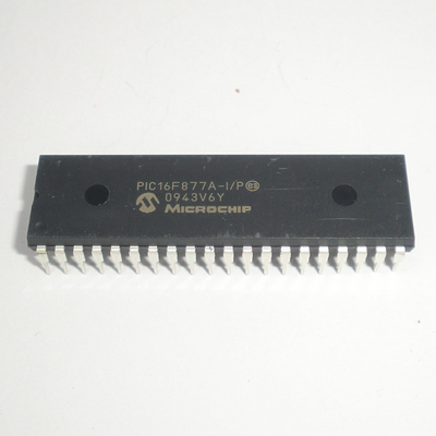 PIC 40 Pin 20MHz 8K 8A/D - 16F877A