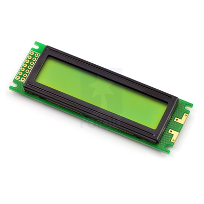 Pololu 16x2 Character LCD (Parallel Interface)