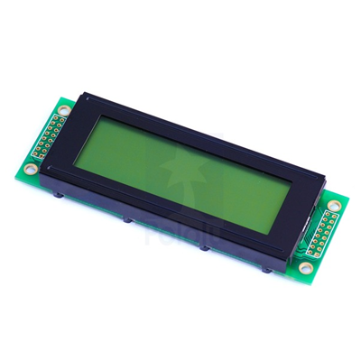 Pololu 20x4 Character LCD with LED Backlight (Parallel Interface)