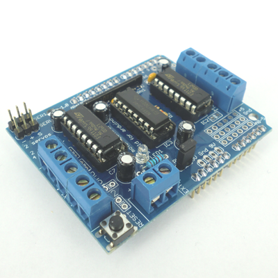 Robot online shopping arduino l293d shields dual for L293d motor driver price
