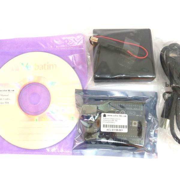 Robot hk online shopping arduino beginner starter