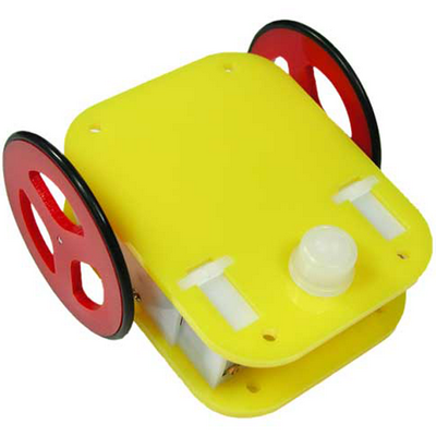 Plastic Ball Caster Trio (one pcs)