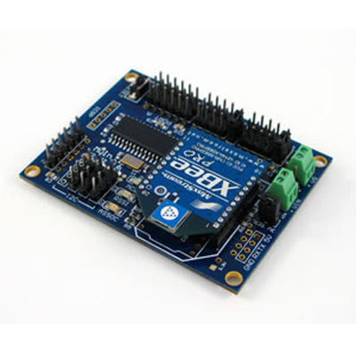 MuIn - Multi Interface Board with PIC18F2520